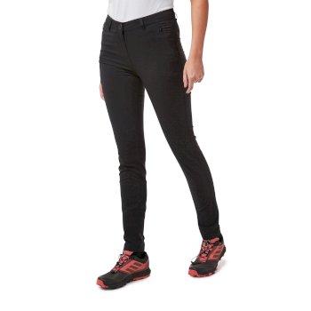 Kiwi Pro Active Trousers - Black