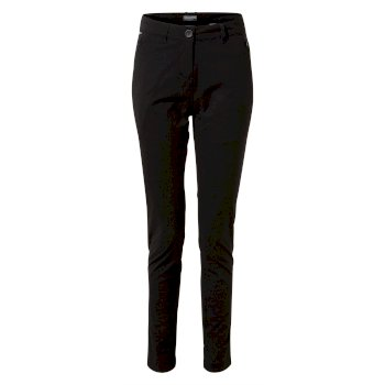 Women's Kiwi Pro Active Pants - Black