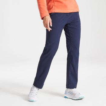 Verve Trousers - Blue Navy