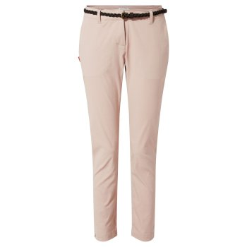 Women's Insect Shield® Briar Pants - Seashell Pink