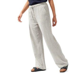 NosiBotanical Linah Trousers - Blue Navy Stripe