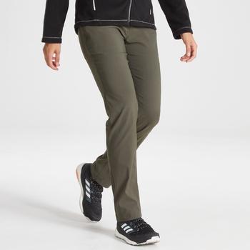 Kiwi Pro II Trouser - Mid Khaki