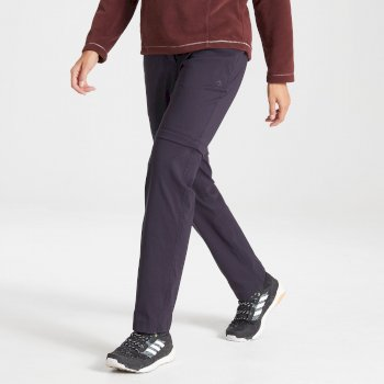 Kiwi Pro II Convertible Trouser - Dark Navy