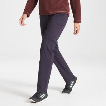 Kiwi Pro II Convertible Trousers - Dark Navy