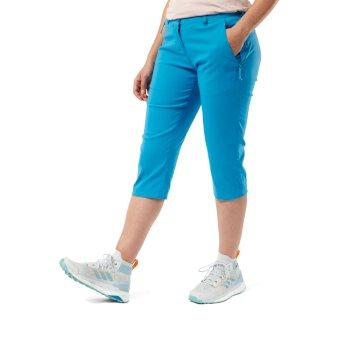 Kiwi Pro II Crop Trousers - Mediterranean Blue