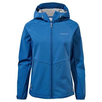 Kalti Weatherproof Hooded Jacket - Yale Blue