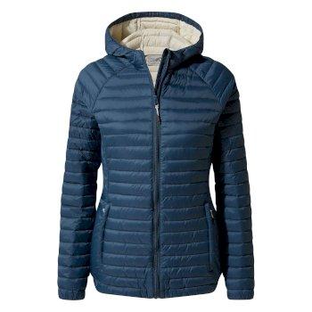 Venta Lite Hooded Jacket - Loch Blue