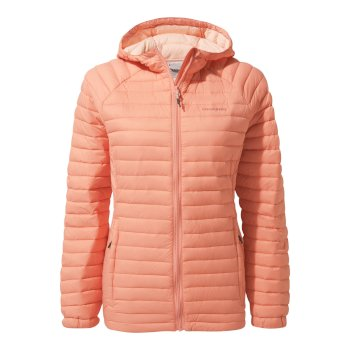 VentaLite Hooded Jacket - Rosette