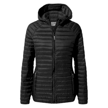 Women's VentaLite Hooded Jacket - Black