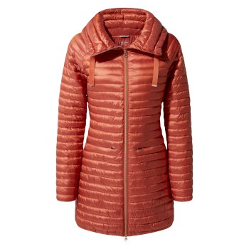Mull Jacket - Warm Ginger