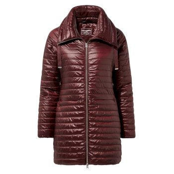 Women's Mull Jacket - Wildberry