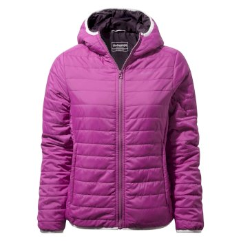 Compresslite III Hooded Jacket - Azalia Pink