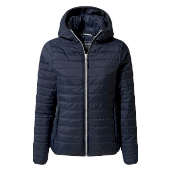 Compresslite III Hooded Jacket - Blue Navy