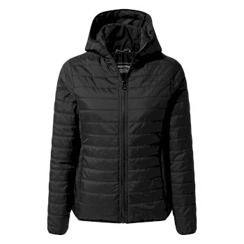 Compresslite III Hooded Jacket - Black / Black