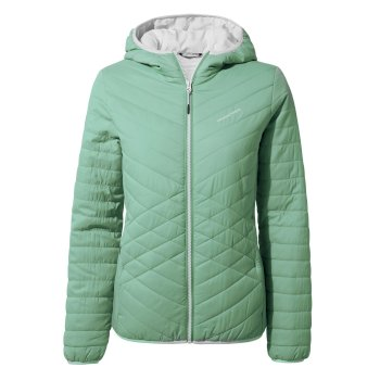 Compresslite IV Hooded Jacket - Sea Breeze
