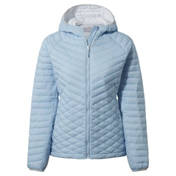 ExpoLite Hooded Jacket - Harbour Blue