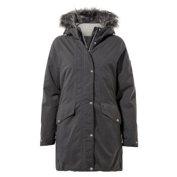 Women's Rochers Jacket - Charcoal