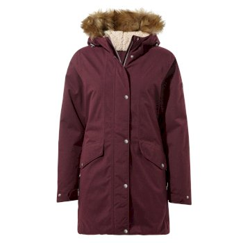 Rochers Jacket - Wildberry