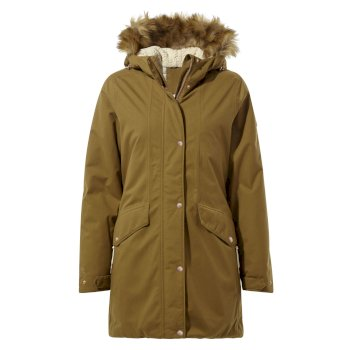 Rochers Jacket - Light Kangaroo