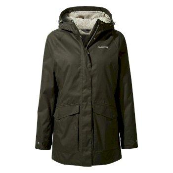 Women's Madigan Classic Thermic III Jacket - Mid Khaki