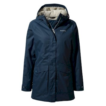 Madigan Thermic Jacket - Loch Blue