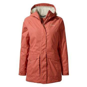 Women's Madigan Classic Thermic III Jacket - Alpen Rose