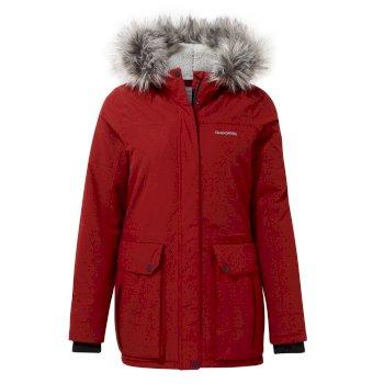 Elison Jacket - Vintage Red