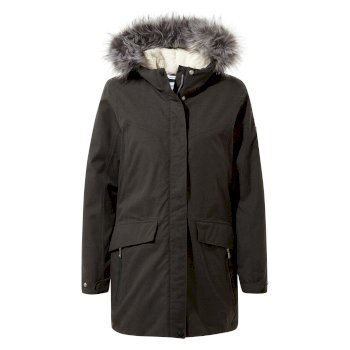 Women's Kirsten Jacket - Charcoal Marl