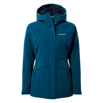 Women's Caldbeck Thermic Jacket - Poseidon Blue