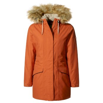 Inga Jacket - Warm Ginger