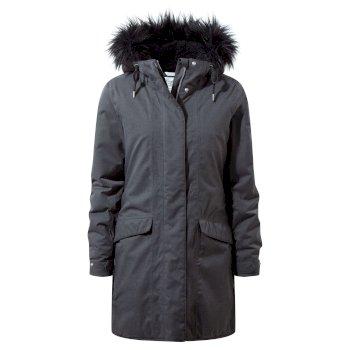 Inga Jacket - Charcoal