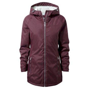 Madigan Classic Thermic II Jacket - Dk Rioja Red