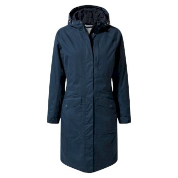 Women's Mhairi Jacket     - Loch Blue