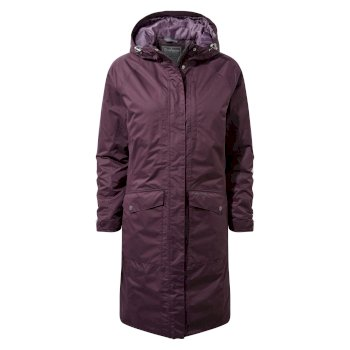 Mhairi Jacket     - Thistle