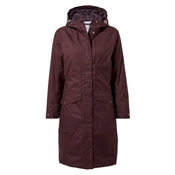 Mhairi Jacket - Port