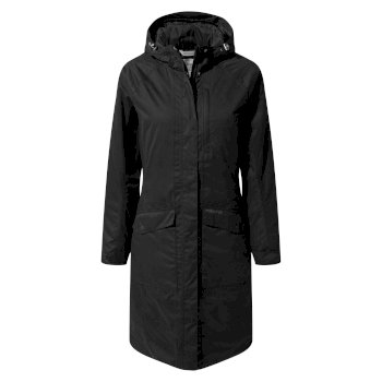 Mhairi Jacket     - Black