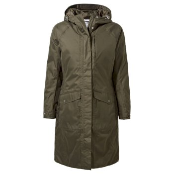 Women's Mhairi Jacket     - Woodland Green