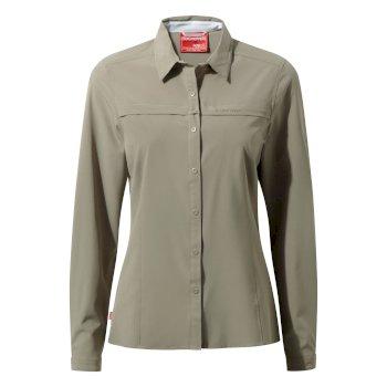 NosiLife Pro Long-Sleeve Shirt - Mushroom