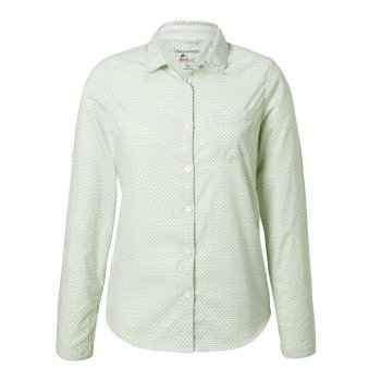 NosiLife Adoni Long-Sleeve Shirt - Bush Green
