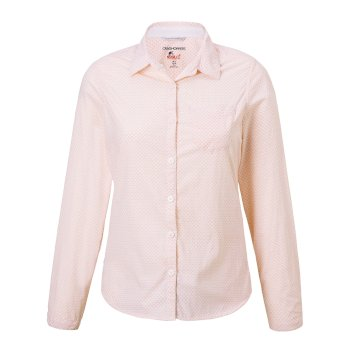 NosiLife Adoni Long-Sleeve Shirt - Blossom Pink