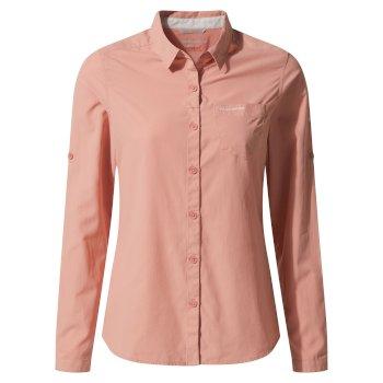 NosiLife Bardo Long-Sleeved Shirt - Rosette