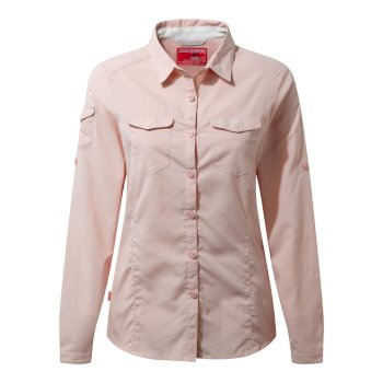 NosiLife Adventure Long-Sleeve Shirt - Blossom Pink