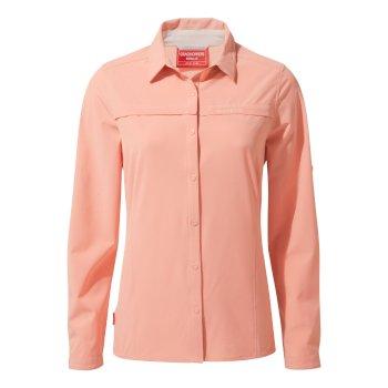 NosiLife Pro II Long-Sleeved Shirt - Rosette