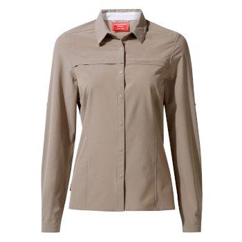 NosiLife Pro II Long-Sleeved Shirt - Mushroom