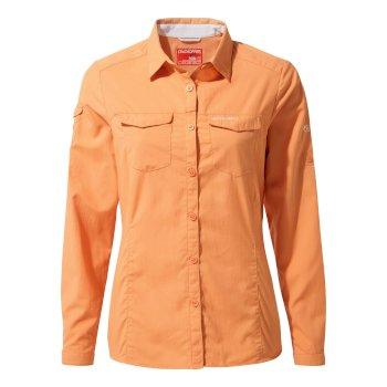 NosiLife Adventure II Long-Sleeved Shirt - Soft Apricot