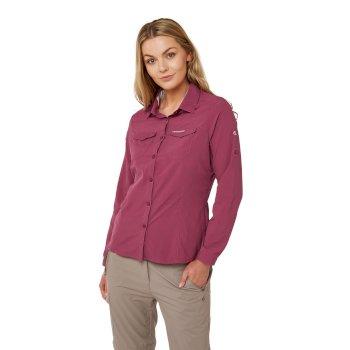 NosiLife Adventure II Long-Sleeved Shirt - Amalfi Rose