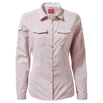 NosiLife Adventure II Long-Sleeved Shirt - Brushed Lilac