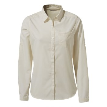 Women's Kiwi II Long-Sleeved Shirt - Seasalt