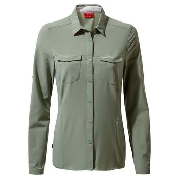 Nosilife Pro III Long Sleeved Shirt - Sage