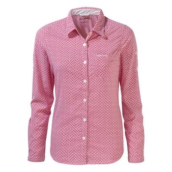 NosiLife Verona II Long-Sleeved Shirt - Winter Rose